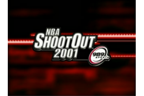 Play NBA ShootOut 2001 Sony PlayStation online | Play ...