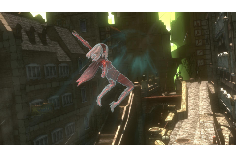 Gravity Rush 2, Gravity Rush Remastered announced for PS4 ...
