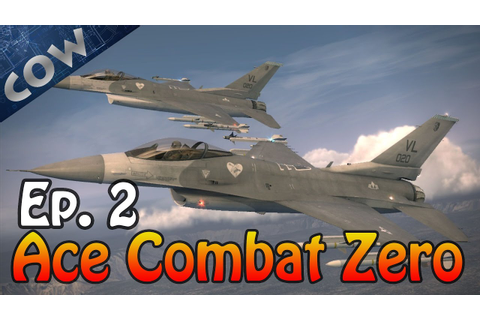 Classic Games - Ace Combat Zero: The Belkan War | Episode ...