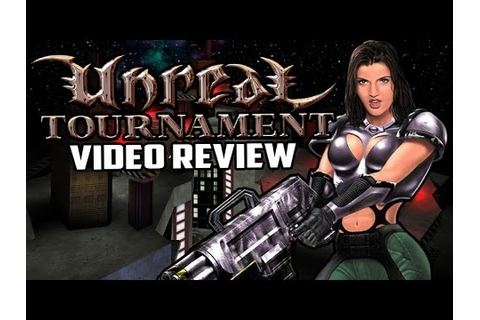 Unreal Tournament PC Game Review - YouTube