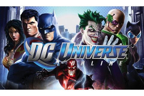 DC Universe Online Headed To Xbox One, PS4 And PC Cross ...