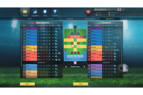 Football, Tactics & Glory - Download Free Full Games ...