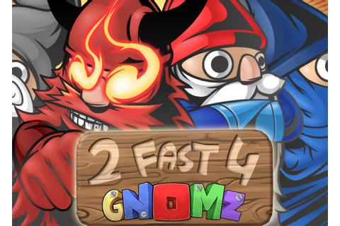 2 Fast 4 Gnomz Review (3DS eShop) | Nintendo Life