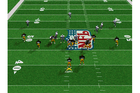 Download Madden NFL 97 | DOS Games Archive