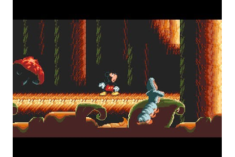 [Full GamePlay] World of Illusion (as Mickey Mouse) [Sega ...