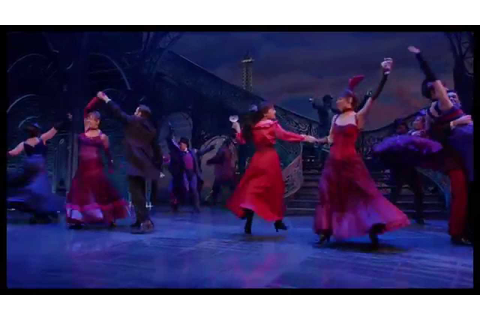 Show Clips: Musical GIGI on Broadway Starring Vanessa ...
