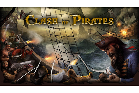 Clash of Pirates - Free Multiplayer Pirate Game