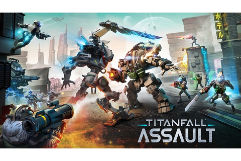 Titanfall: Assault for PC – Free Download