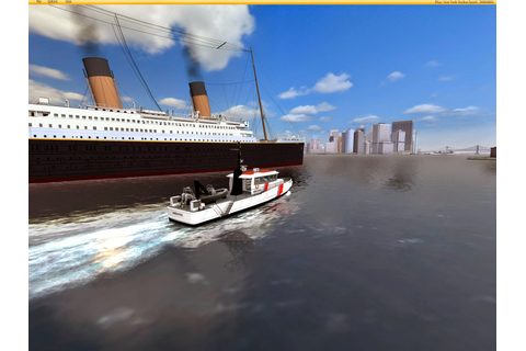 Ship Simulator 2006 Game - Free Download Full Version For PC