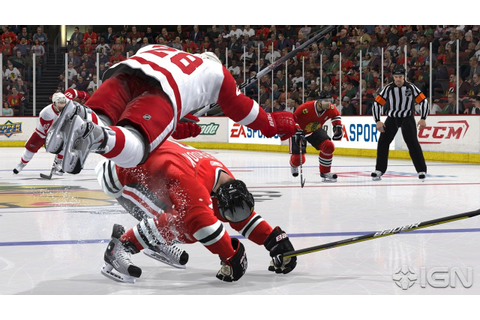 NHL Slapshot Screenshots, Pictures, Wallpapers - Wii - IGN