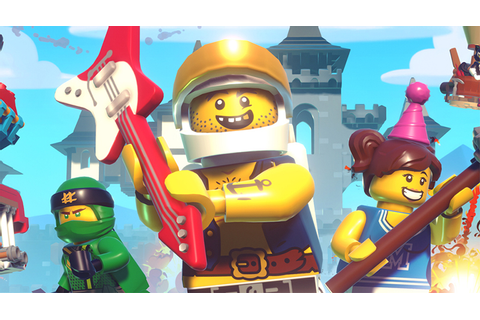 LEGO Brawls coming to Apple Arcade