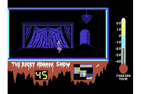 C64 Longplay - Rocky Horror Show - YouTube