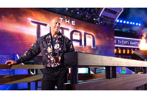 Watch The Titan Games Episode: Let The Titan Games Begin ...