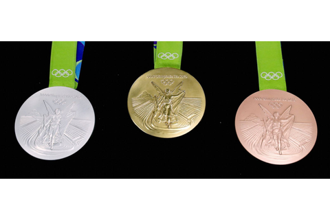 What Athletes Do With Their Medals After the Olympics ...