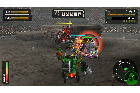 Steambot Chronicles Screenshots, Pictures, Wallpapers ...