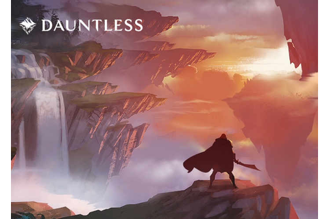 New Dauntless RPG Unveiled At The Games Awards 2016 (video ...