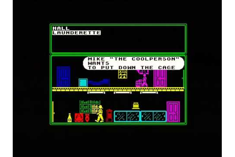 THE YOUNG ONES (ZX SPECTRUM - FULL GAME) - YouTube