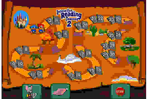 Reader Rabbit's Interactive Reading Journey 2 - Old Games ...