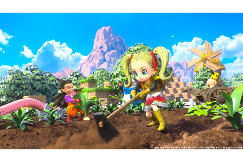 Dragon Quest Builders 2 - Spill - CDON.COM