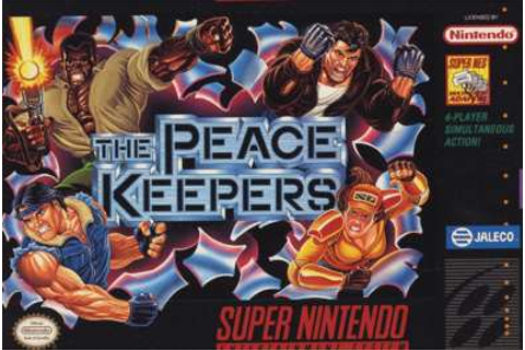 Peace Keepers - Super NES - IGN