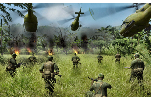 Men of War: Vietnam PC Preview | GameWatcher