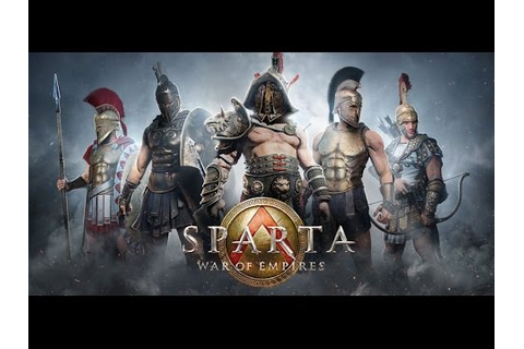 Sparta: War of Empires - Official Cinematic Trailer - YouTube