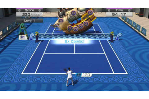 boom ¦ Virtua Tennis 4 World Tour Edition ¦ game reviews