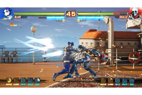 Fighting EX Layer PC date and price | Rock Paper Shotgun