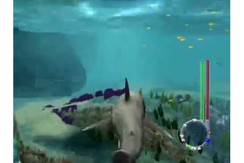 Jaws Unleashed - Free Roam - And Killing People! - YouTube