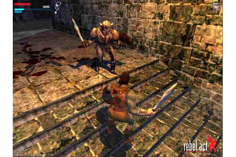 Download Severance: Blade of Darkness Game PC Free Full ...