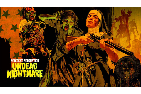 Red Dead Redemption Undead Nightmare OST - 46 Torquemada ...