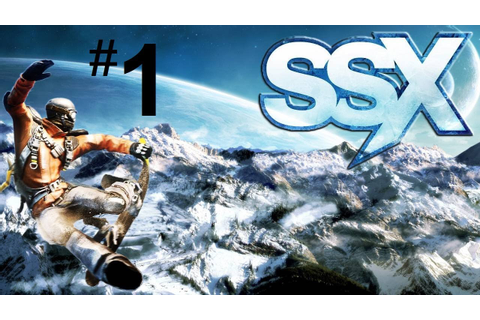 Let's Play SSX - Part 1 (PS3 HD Gameplay Walkthrough ...