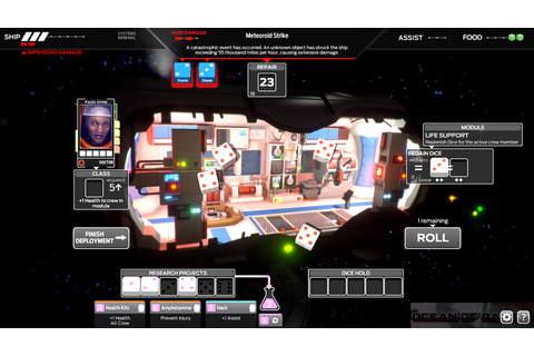 Tharsis PC Game Free Download - Ocean Of Games