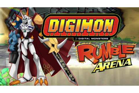 Digimon Rumble Arena Omnimon Full Length HD Gameplay ...