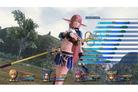 Star Ocean: The Last Hope - International Review for ...