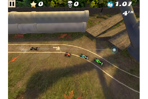 Swing Racers - Woozy graphics spoil the fun | Articles ...