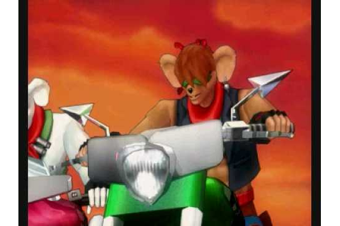 Biker Mice From Mars, PS2 Game, Part 3. - YouTube