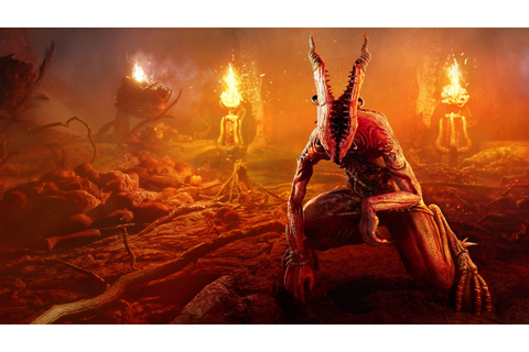 Agony Review (PS4) | Push Square