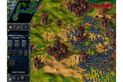 The Settlers 3: Ultimate Collection Game Free Download