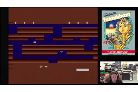 Retro Console Game (Tutankham Atari 2600) Pickup & Play ...