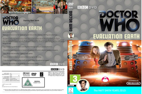 My Doctor Who Covers!: Evacuation Earth