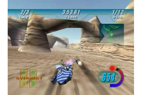 Star Wars Episode 1 Racer for PC Boonta Eve Classic - YouTube