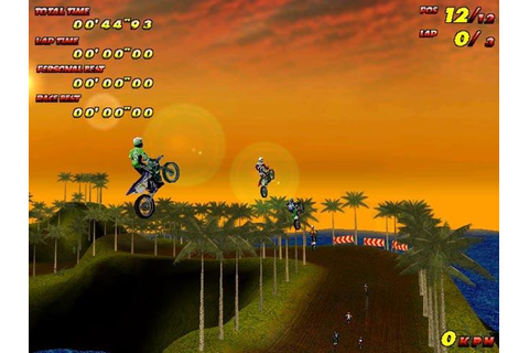 Demos: PC: MotorCross Mania | MegaGames