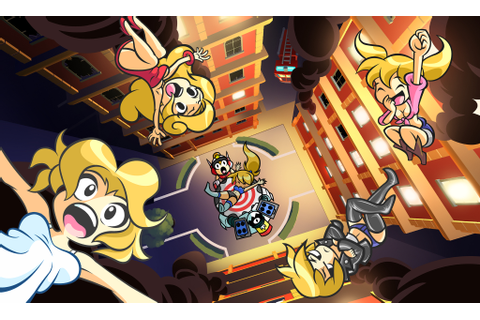 Mighty Switch Force! 2 Confirmed For 3DS eShop, Coming ...
