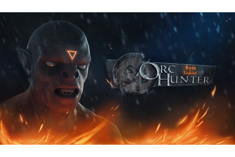 Andreas Mischok - Orc Hunter VR (Game project)