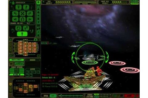 Star Trek Starfleet Command: Orion Pirates - YouTube