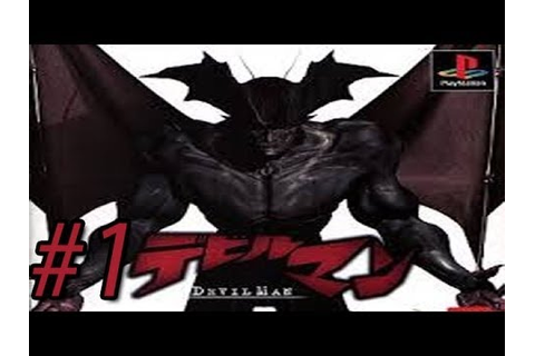 Devil Man the Game part 1: The Beginning - YouTube