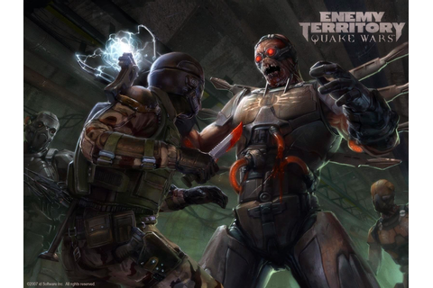 Enemy Territory: Quake Wars Wallpaper and Background Image ...