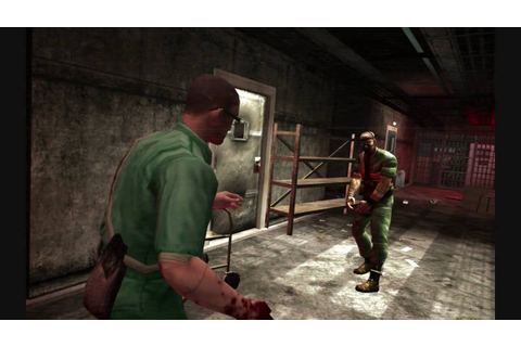 Manhunt 2 PC Gameplay HD Maxed settings - Blood & Violence ...