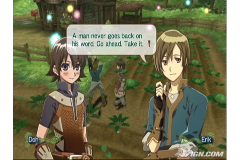 All In Here ~: Download Rune Factory Frontier Wii on PC